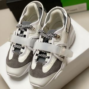 Moschino Roller Skates Teddy Sole Sneakers White